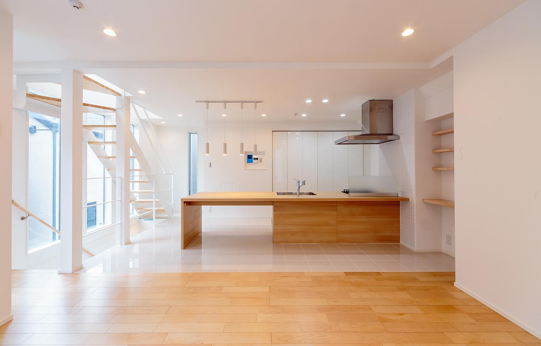 DE BLANC 三栄建築設計